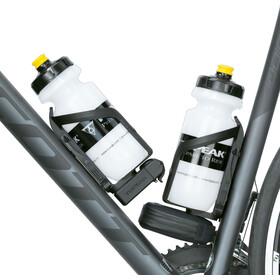 Topeak Ninja Pouch Plus Road Flaskeholder med taske sort